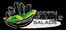Green Streets Salads Logo